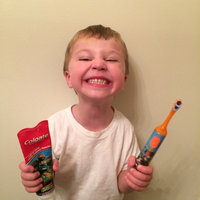 Colgate Kids Teenage Mutant Ninja Turtles Toothpaste, 4.6 oz uploaded by Kayla S.
