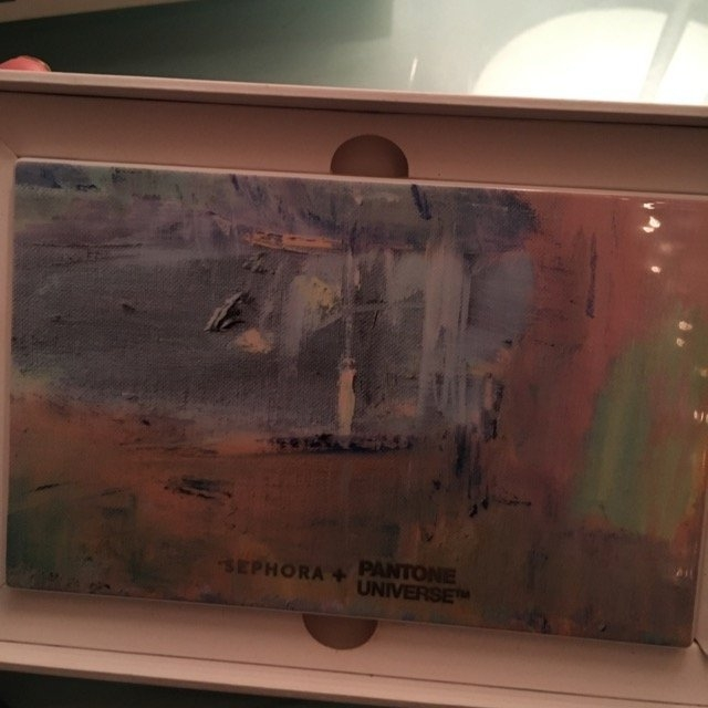 SEPHORA+PANTONE UNIVERSE Modern Watercolors Eyes Palette 24 x 0.03 oz uploaded by Katie M.