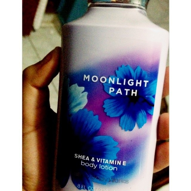 Bath & Body Works Moonlight Path Body Lotion uploaded by Katherine C.