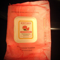 Burt's Bees Facial Cleansing Towelettes uploaded by brittany r.