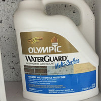 Olympic GAL Multi Surf Sealant uploaded by Nancy C.