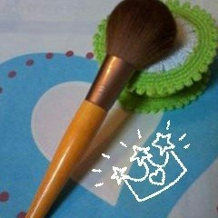 EcoTools Large Powder Brush uploaded by Glenis D.
