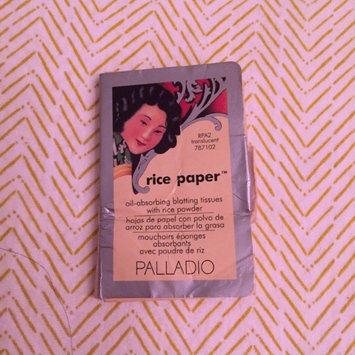 Palladio Rice Paper Powdered Blotting Tissues uploaded by Monica V.