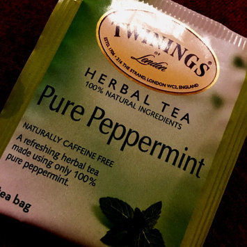 Photo of Twinings Pure Peppermint Tea uploaded by Melissa M.