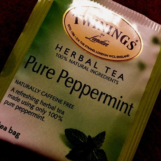 Twinings Pure Peppermint Tea uploaded by Melissa M.