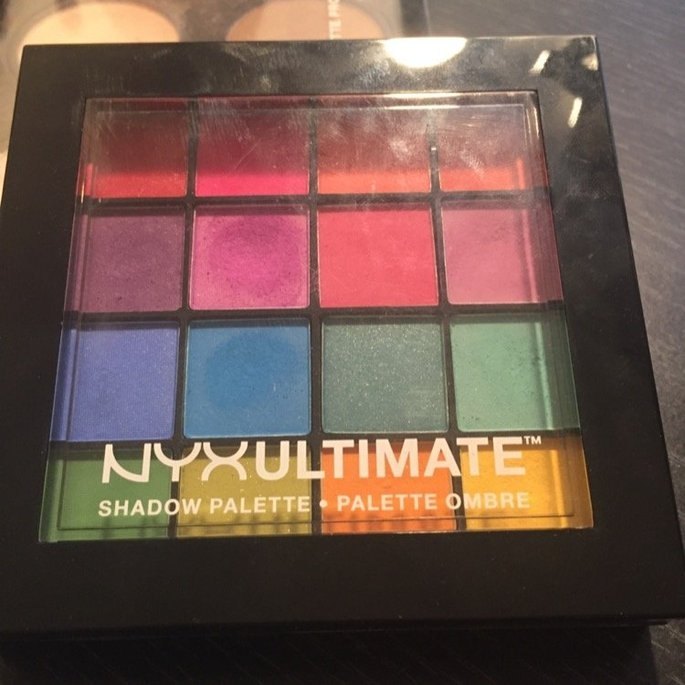 NYX Cosmetics Ultimate Shadow Palette uploaded by Laura H.
