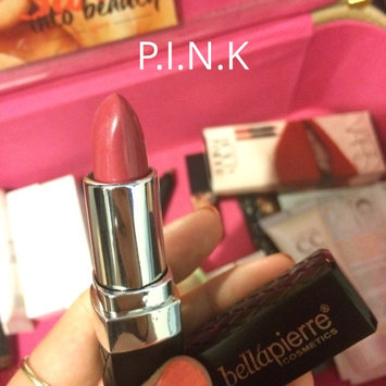 Photo of Bellapierre Cosmetics Mineral Lipstick, Mandarina, .12 oz uploaded by Sarah R.