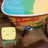 Friendly's® Crayola Color Me Vanilla Ice Cream 1.5 qt. Carton uploaded by Ruth D.