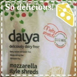 Daiya Deliciously Dairy Free Mozzarella Style Shreds uploaded by Jessica B.