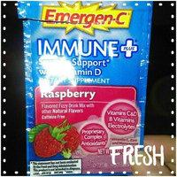 Emergen-C Immune+, Raspberry uploaded by Christina K.