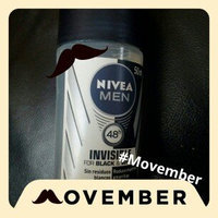 Nivea Invisible Black & White Deodorant Roll-On uploaded by Yoss M.