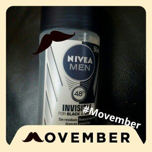 Photo of Nivea Invisible Black & White Deodorant Roll-On uploaded by Yoss M.
