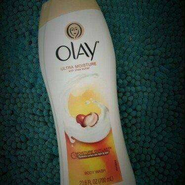 Olay Ultra Moisture Moisturizing Body Wash with Shea Butter 23.6 Oz uploaded by Gabriela P.