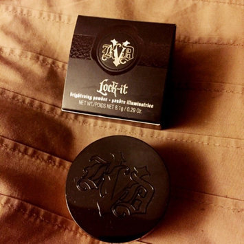 Kat Von D Lock-It Brightening Powder Golden 0.29 oz/ 8.1 g uploaded by Deborah S.