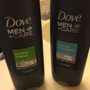 Photo of Dove Men+Care Sensitive Shield Body And Face Wash uploaded by Kendall K.