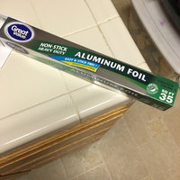 Great Value Non-Stick Heavy Duty Aluminum Foil, 35 sq ft uploaded by Monica C.