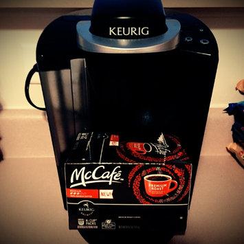 Photo of McCafe 100% Arabica Coffee Medium K-Cup Packs - 12 CT uploaded by Amanda D.