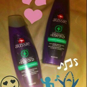 Aussie Cleanse and Mend Conditioner uploaded by Jeanie F.