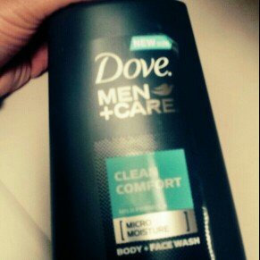 Photo of Dove Men+Care Clean Comfort Body And Face Wash uploaded by Tasha S.
