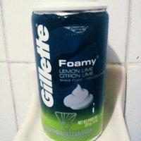 Gillette Foamy Shave Foam Lemon Lime uploaded by Isis G.