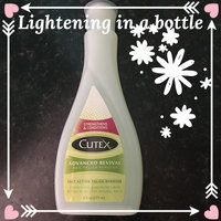 Cutex Advance Revival Nail Polish Remover uploaded by Christina S.