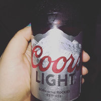 Coors Light uploaded by Ashley R.