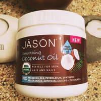 Jason Natural Products - Organic Smoothing Coconut Oil - 15 oz. uploaded by Shalonda B.