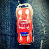 Colgate® Wisp® Plus Whitening Portable Mini-Brush Coolmint uploaded by Ashley W.