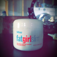 bliss fatgirlslim skin firming cream uploaded by Avery P.