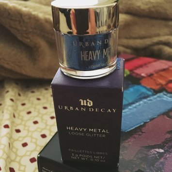 Urban Decay Heavy Metal Loose Glitter uploaded by Melissa C.