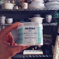 Falksalt 4.4-oz. Sea Salt Flakes, Wild Garlic uploaded by Bernadette A.