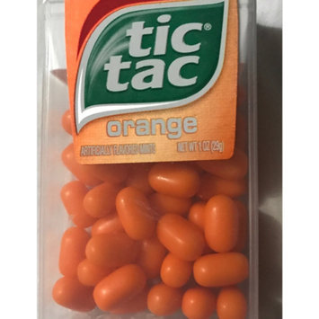 Tic Tac Mints Orange uploaded by Daniela S.