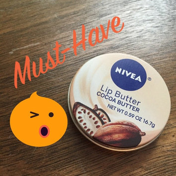 Nivea® Cocoa Butter Kiss Lip Butter, .59 oz. uploaded by Katy Z.