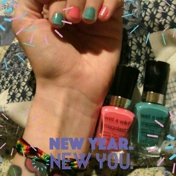 wet n wild Megalast Nail Color uploaded by Alexandra S.