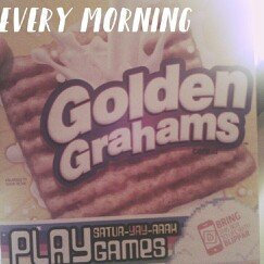 Photo of General Mills Golden Grahams Cereal uploaded by Taneka A.
