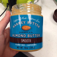 Barney Butter Almond Butter Smooth uploaded by Meaghan J.