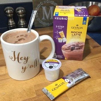 Gevalia Mocha Latte Keurig Cup Coffee, 5.95 OZ (Pack of 6) uploaded by Carissa M.