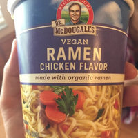 Dr. McDougall's Vegan Ramen Chicken Flavor uploaded by Michael V.
