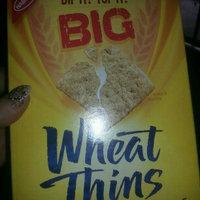 Nabisco Wheat Thins Crackers Big uploaded by Deziree Q.