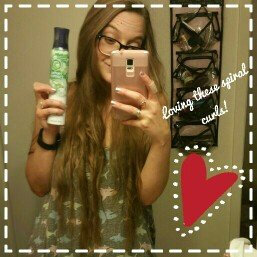 Clairol Herbal Essences Set Me Up Mousse uploaded by Amber T.
