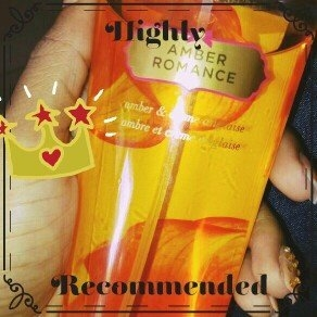 Amber Romance by Victoria's Secret for Women - 8.4 oz Fragrance Mist uploaded by LIBIA JAEL R.