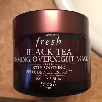 Photo of fresh Black Tea Firming Overnight Mask uploaded by Kacie A.