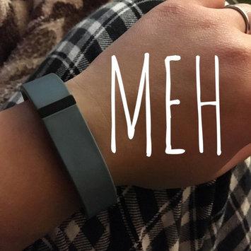 Photo of Fitbit Flex Wireless Activity + Sleep Tracker, Slate, 1 ea uploaded by Maria B.