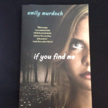 Photo of If You Find Me By Emily Murdoch (Paperback) uploaded by Kaaila K.