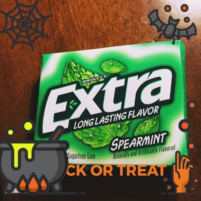 Extra Spearmint Sugar-Free Gum uploaded by Kyle E.