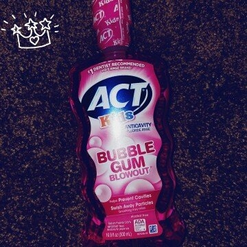 ACT Kids Alcohol Free Anticavity Fluoride Rinse for Kids uploaded by Danielle W.