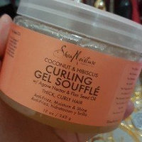Shea Moisture Coconut & Hibiscus Curling Soufflé Gel uploaded by Maria E C.