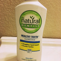 The Natural Dentist Healthy Teeth Anticavity Fluoride Rinse, Fresh Mint uploaded by Amanda L.