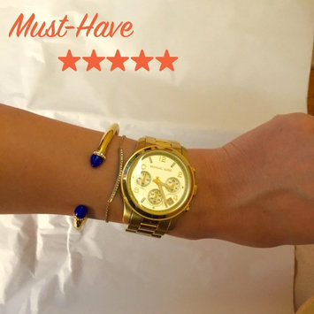 MICHAEL Michael Kors Women's Chronograph Bracelet Watch 38MM uploaded by Veronica M.