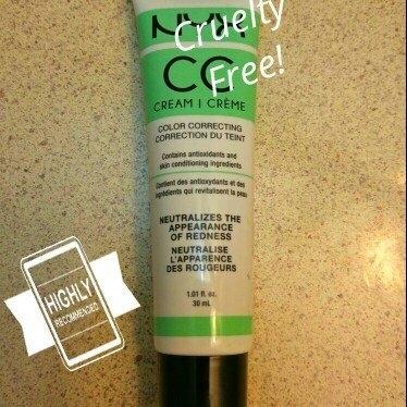 NYX CC Cream - Green Light/Medium uploaded by Amanda L.